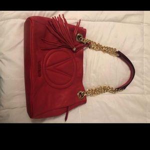 Valentino medium red bag!